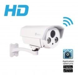 HEDEN - CAMÉRA IP HD VISIONCAM HD - WIFI - EXTÉRIEURE FIXE - 2 LED