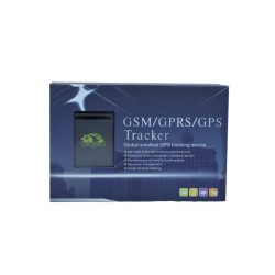 Tracker GPS GPRS GSM