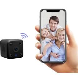 Camera IP sur Batterie