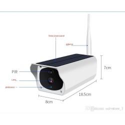 Camera Solaire Wifi