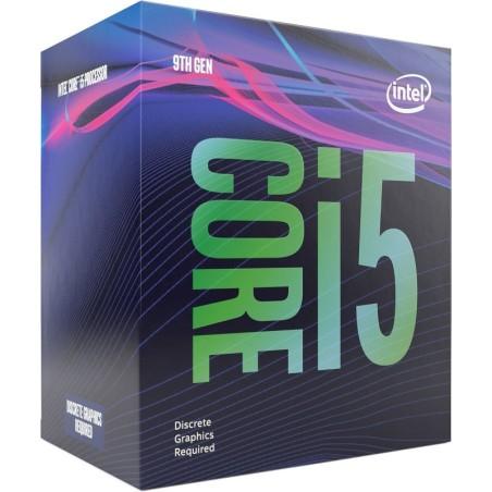 Intel Core i5-9600K 3.7 GHz / 4.6 GHz