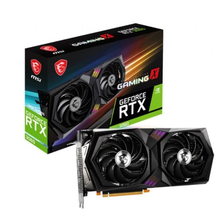MSI GEFORCE RTX3060 GAMING X