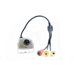 """Caméra BNC Intérieur 3.6mm 1/3""""CMOS 45dB"""